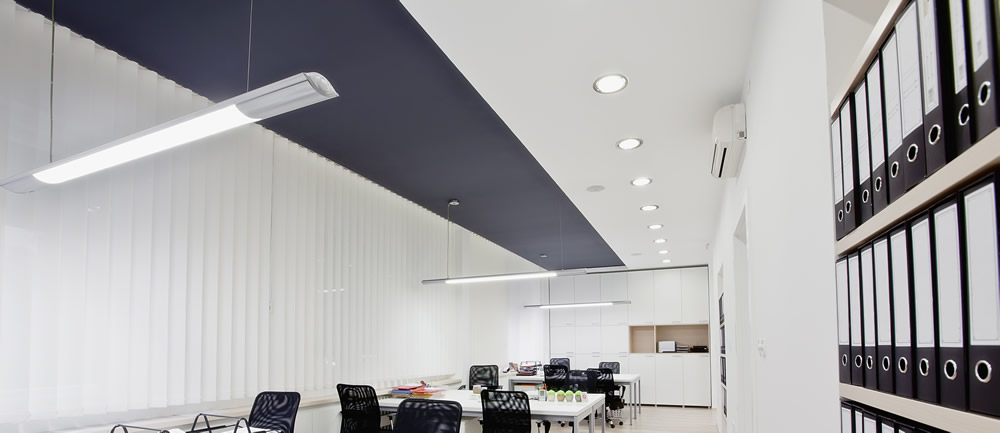 Office suspended ceilings Essex